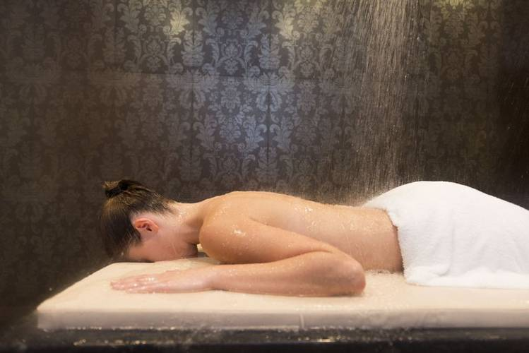 Wellness center gran hotel las caldas wellness clinic asturias