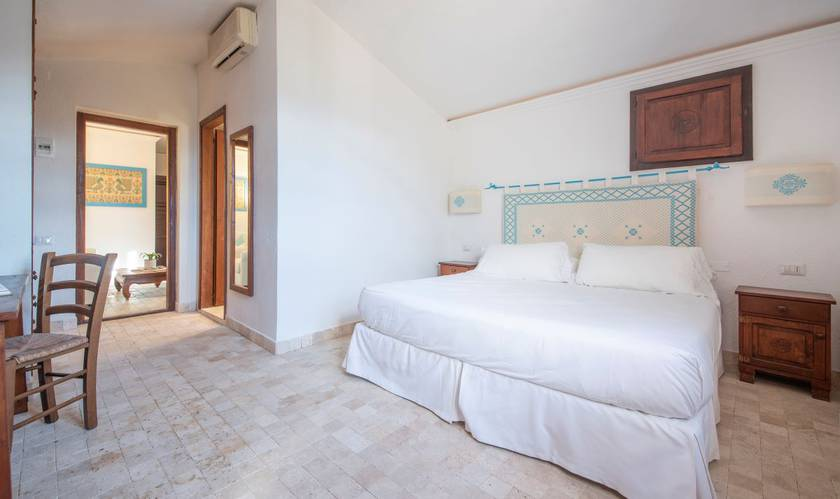 Deluxe junior suite with sea view sigillum cala moresca at arbatax park arbatax - sardinia