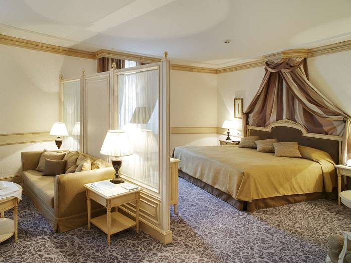 Junior suite gran hotel las caldas wellness clinic asturias
