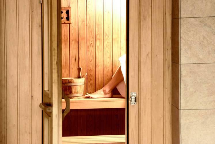 Sauna Blau Privilege PortoPetro Beach Resort & Spa Mallorca