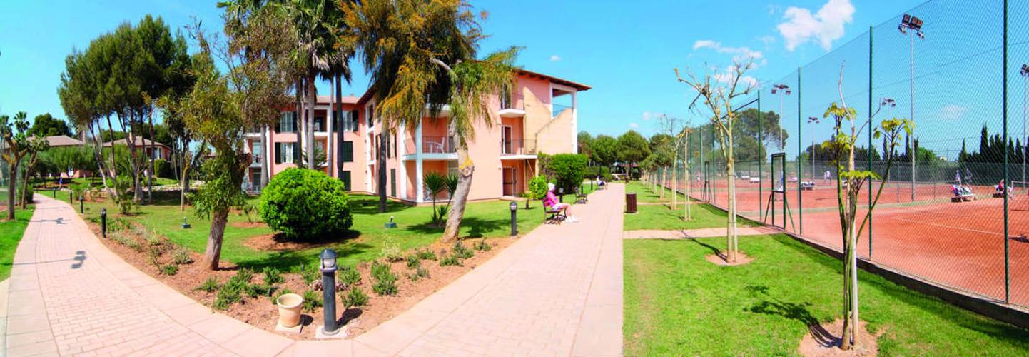 Tenis Blau Colonia Sant Jordi Resort & Spa Mallorca