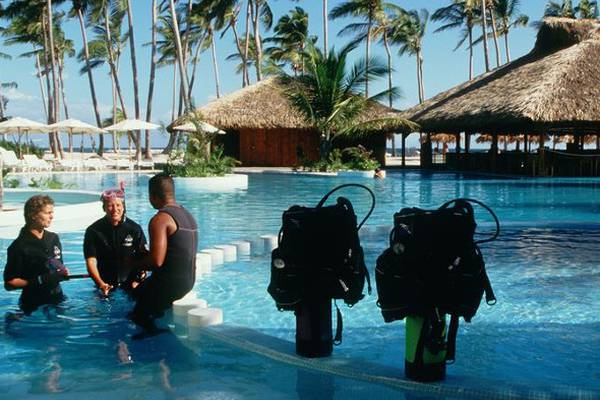 Water sports & services natura park beach eco resort & spa punta cana