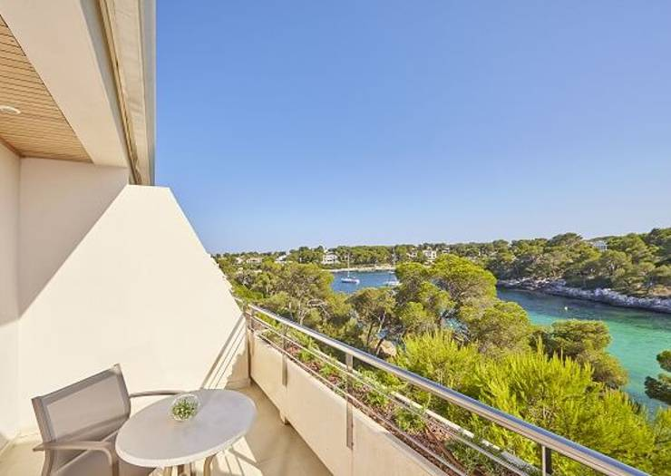 Junior suiten mit meerblick blau portopetro beach resort & spa mallorca