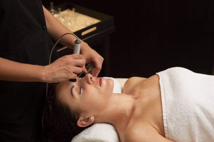 FACIAL TREATMENTS Gran Hotel Las Caldas Wellness Clinic Asturias