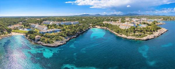 Blau PortoPetro Beach Resort & Spa en Mallorca