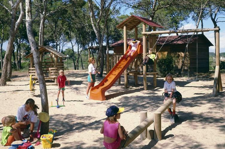 Juegos infantiles Blau Colonia Sant Jordi Resort & Spa Mallorca