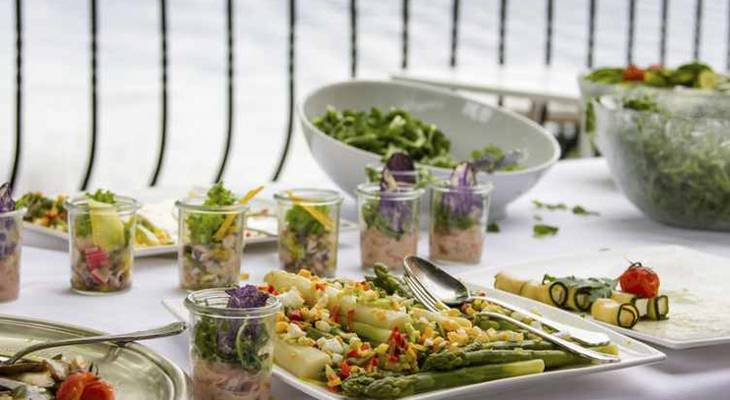 WELLNESS BUFFET Blau Hotels Punta Cana