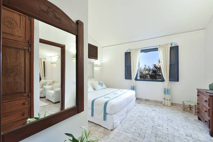 Deluxe suite with sea view sigillum cala moresca at arbatax park arbatax - sardinia