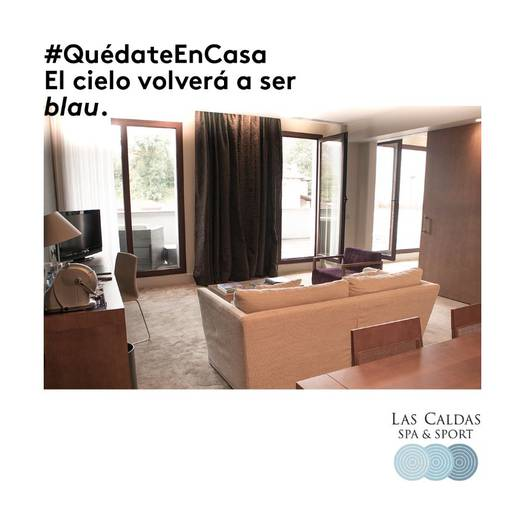 #quedateencasa Blau Hotels for Holidays