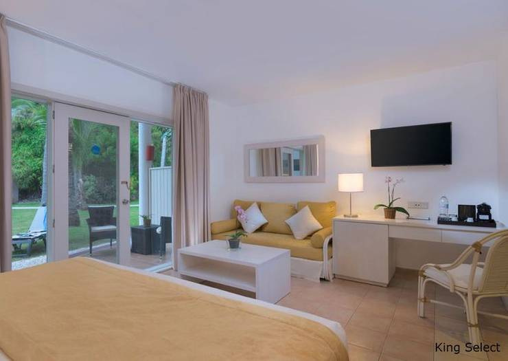 Select double with connecting door natura park beach eco resort & spa punta cana
