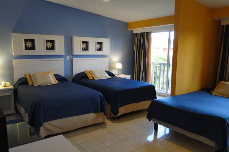 Junior suite blau arenal habana beach hotel cuba