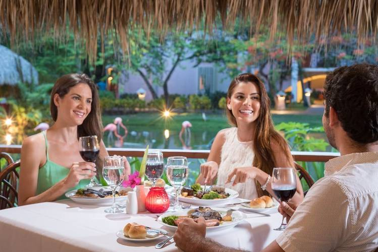 Restaurant natura park beach eco resort & spa punta cana