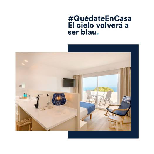 #Quédatencasa Blau Hotels for Holidays