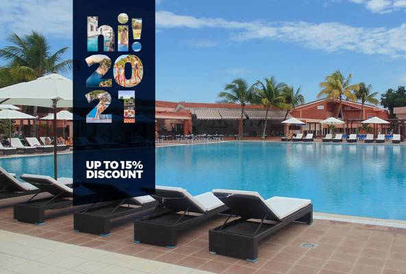 Early booking blau arenal habana beach hotel cuba