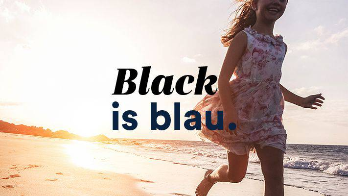 Black is blau blau punta reina family resort mallorca