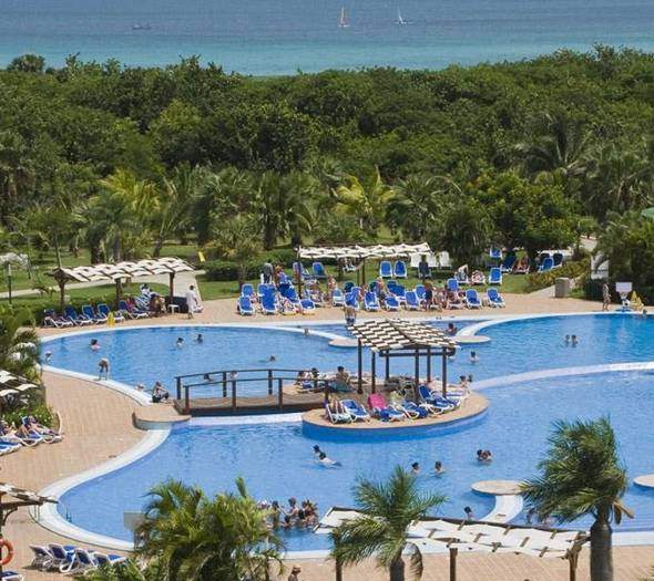 OUTDOOR POOL  Varadero Beach