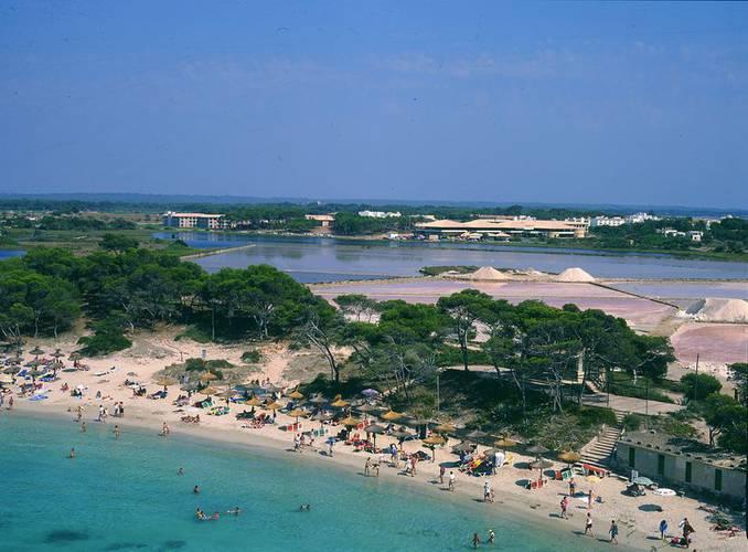 Panorámica Blau Colonia Sant Jordi Resort & Spa Mallorca