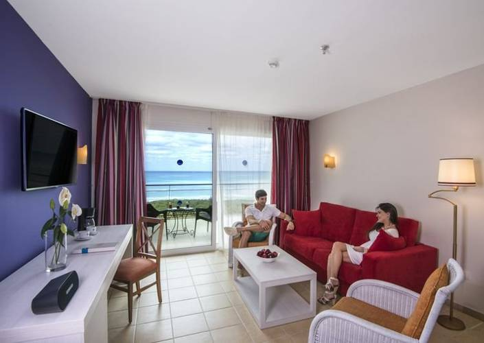 Select double room with sea view blau varadero hotel varadero beach