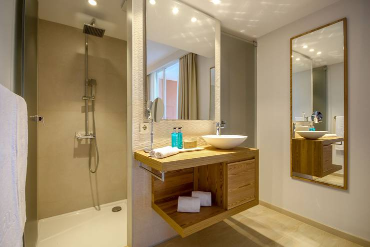 Doble deluxe blau colonia sant jordi resort & spa mallorca