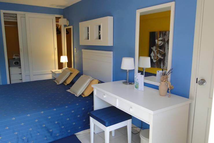 Superior double room blau arenal habana beach hotel cuba