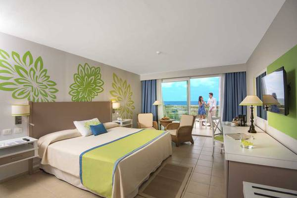 Superior Double Room With Bay Views Blau Varadero Hotel in Cuba