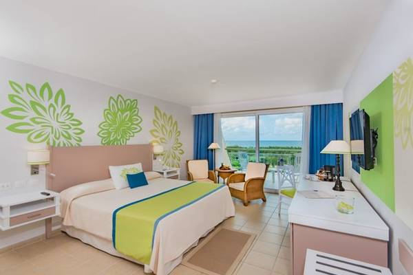 Superior Room with Sea View Blau Varadero Hotel in Cuba