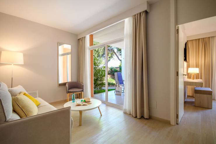 Suite deluxe blau colonia sant jordi resort & spa mallorca