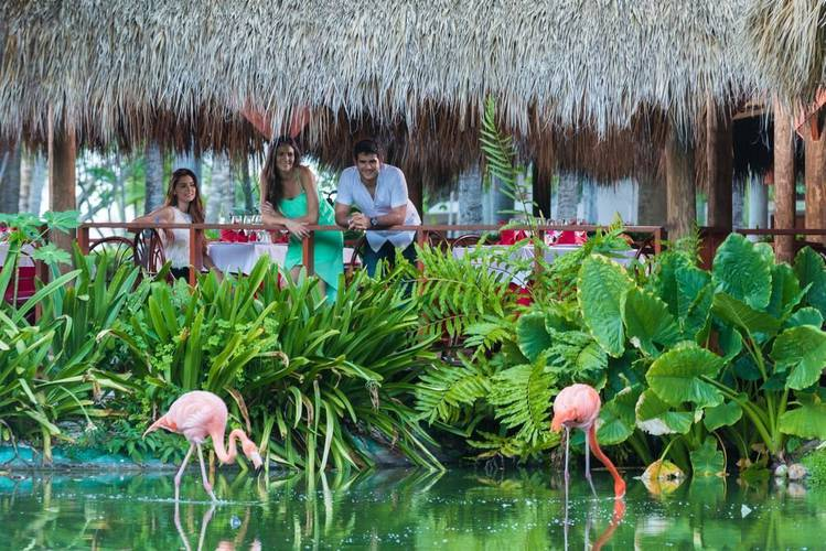 Outdoors natura park beach eco resort & spa punta cana