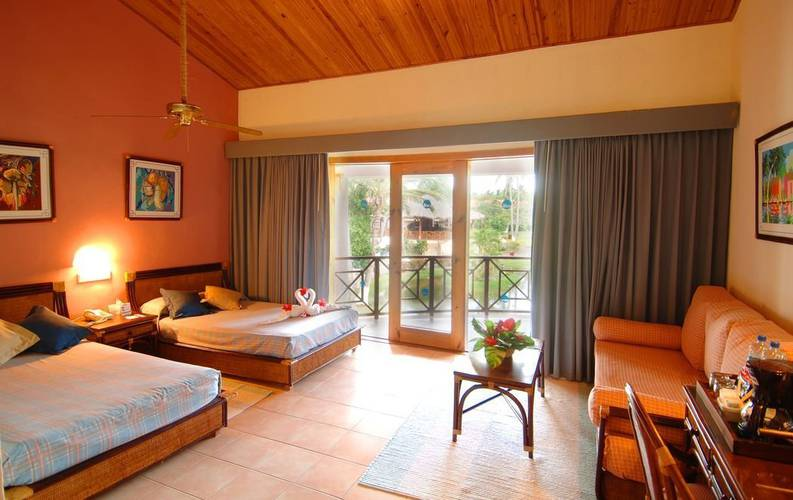 Room natura park beach eco resort & spa punta cana