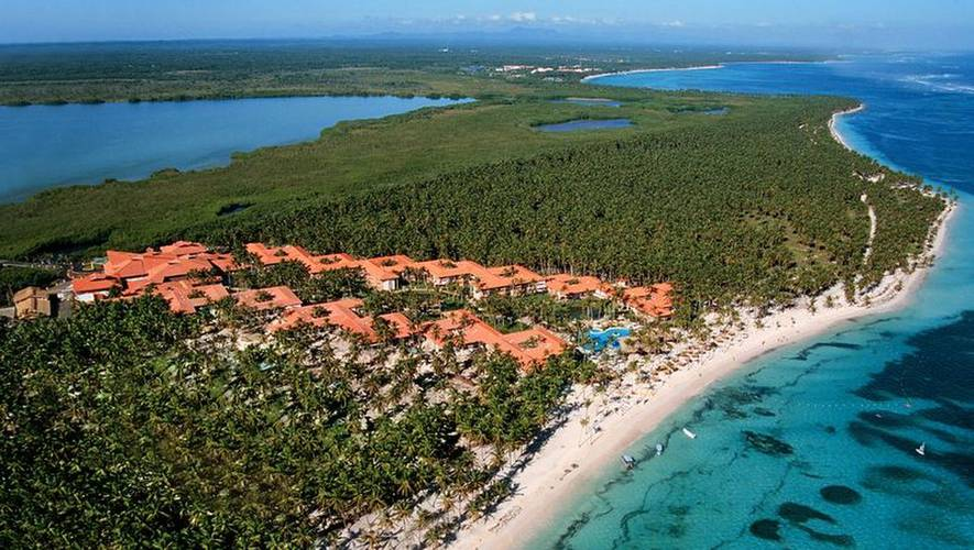Panoramic view natura park beach eco resort & spa punta cana