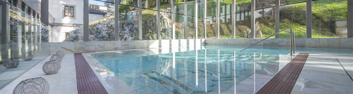 Spa Gran Hotel Las Caldas Wellness Clinic Asturies
