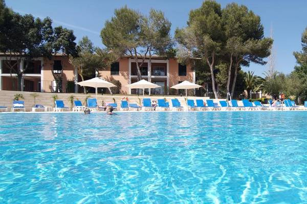 OUTDOOR POOLS Blau Colonia Sant Jordi Resort & Spa Majorca
