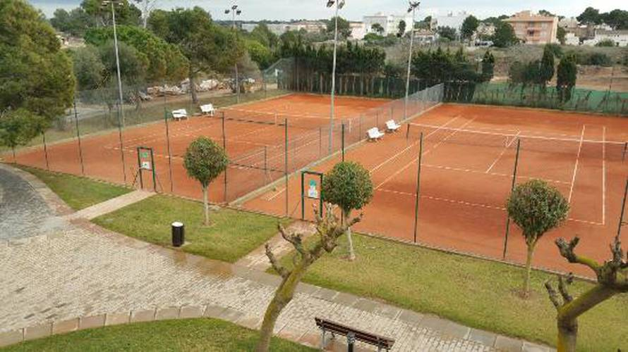 Instalaciones deportivas Blau Colonia Sant Jordi Resort & Spa Mallorca