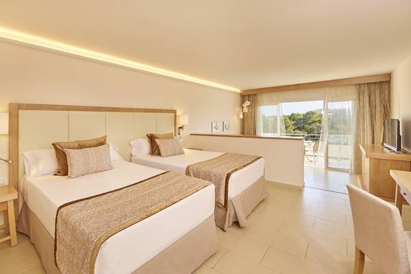 Junior Suite Blau Portopetro Beach Resort & Spa en Mallorca