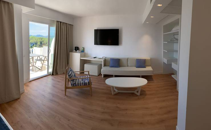Junior suite blau punta reina resort mallorca