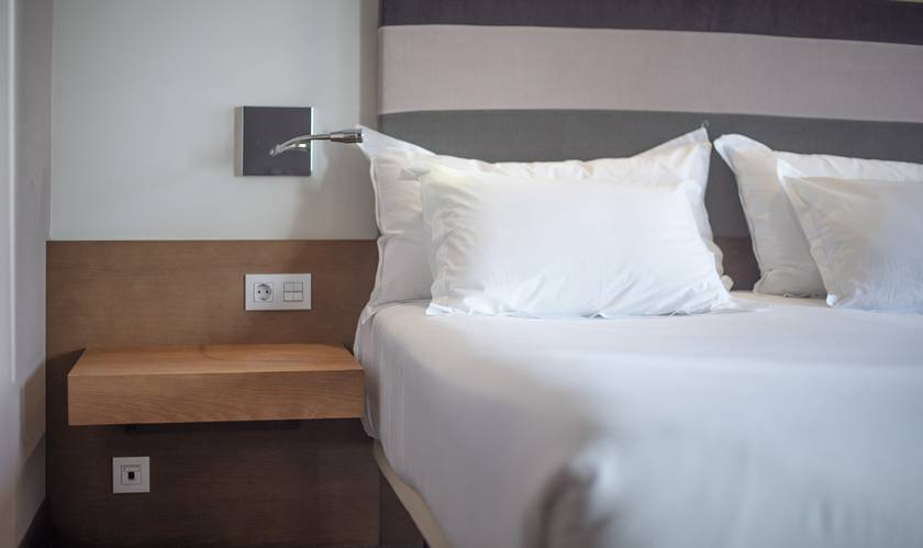 Double room with spa access hotel las caldas spa & sport asturias