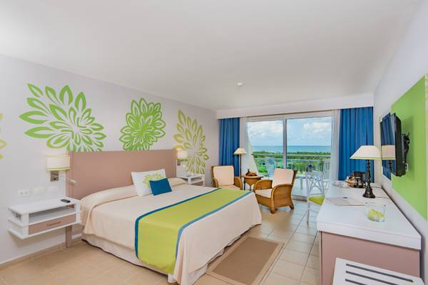 Superior Garden View Double Room Blau Varadero Hotel in Cuba