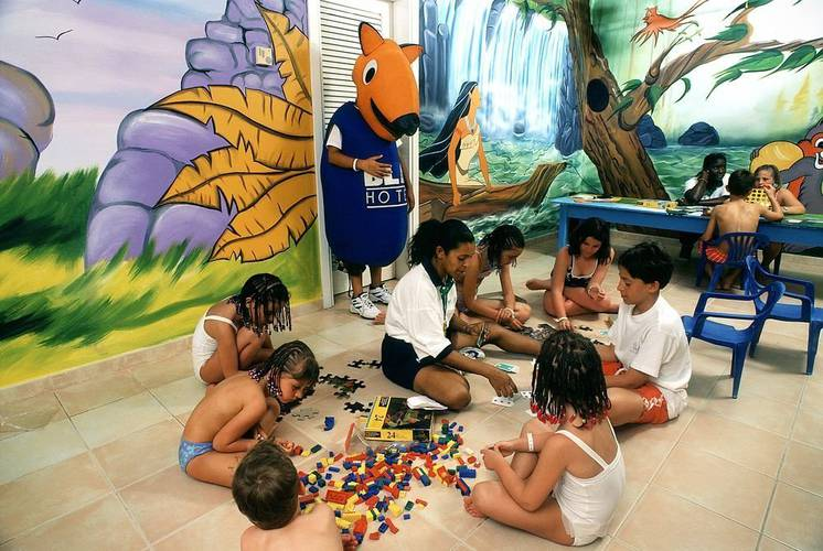Playground natura park beach eco resort & spa punta cana