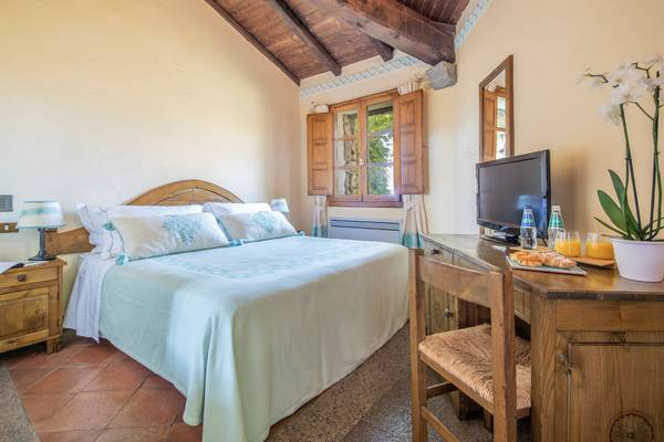 Junior Suite with Partial Sea View Sigillum Monte Turri at Arbatax Park in Arbatax - Sardinia