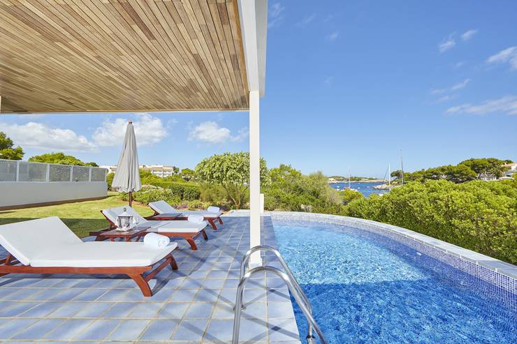 Pool-villa blau portopetro beach resort & spa mallorca