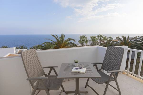 Sea View Junior Suite Blau Punta Reina Junior Suites  in Majorca