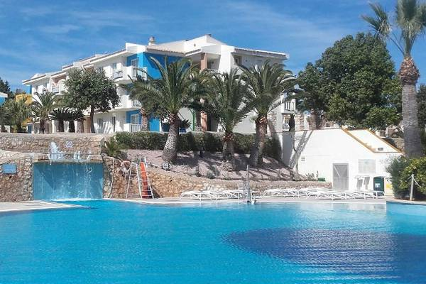Outdoor pools blau punta reina resort majorca