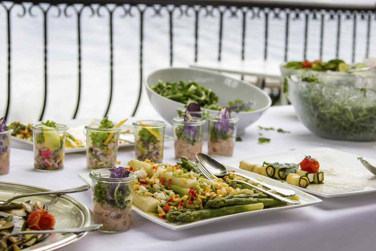 Wellness buffet natura park beach eco resort & spa punta cana