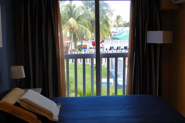 Double room with pool views Blau Arenal Habana Beach Hotel in Cuba