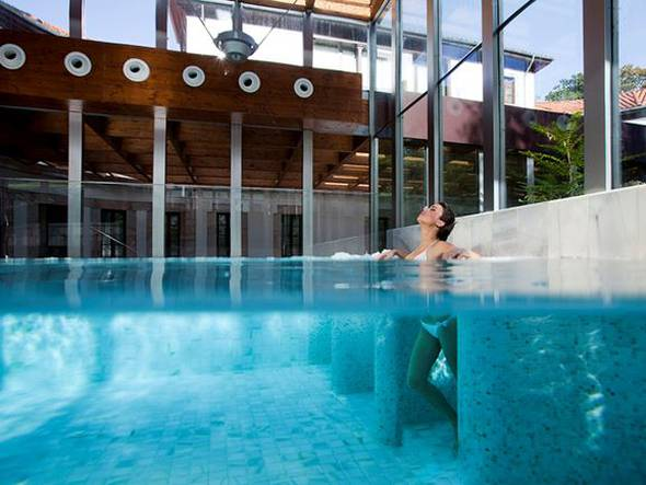 Balneario real (royal spa) gran hotel las caldas wellness clinic asturias