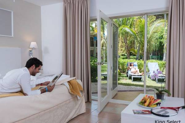 Select Suite mit Meerblick Natura Park Beach Eco Resort & Spa in Punta Cana