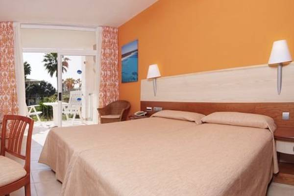 Doppelzimmer Blau Colonia Sant Jordi Resort & Spa in Mallorca