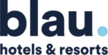 Blau hotels & resorts  Logo